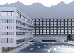 Spitalplatz Kantonsspital